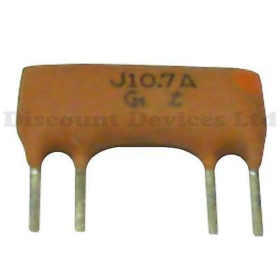 10.7MHz Ceramic IF Filter SFJ10.7MA20H20 Orange J10.7A