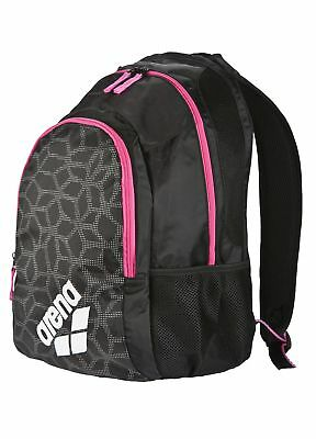 ARENA - ZAINO - SPIKY 2 BACKPACK - 48x20x32 - 1E005509 - BLACK, X-PIVOT, FUCHSIA