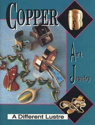 Vintage Copper Art Jewelry Collector Guide inc Rebajes Matisse / Renoir & Others
