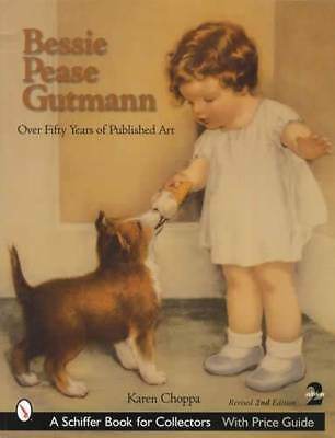 Bessie Pease Gutmann Art Illustrations Early 1900s Collector Guide Postcards Etc
