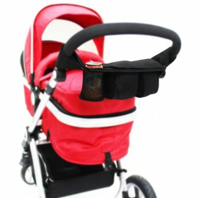 iSafe Pram Parent Console Organiser For Carrera Sport 3 in 1 Carrycot