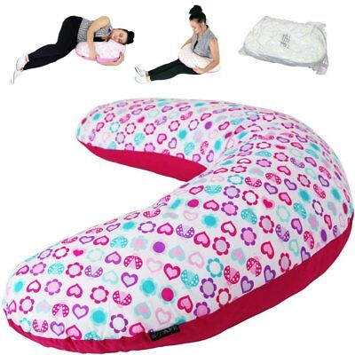 iSafe Maternity Pillow Love Bug + Vacuum Storage Bag + Pillow Case