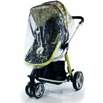 Rain Cover To Fit Cosatto WOW 3 in 1 Pram Ziko RC
