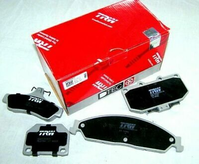 Holden Combo SC 2002-2005 TRW Front Disc Brake Pads GDB1570 DB1471