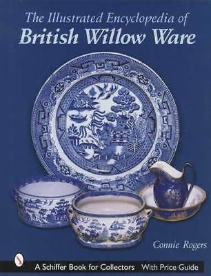 Antique English Blue Willow China Collector ID Guide inc Transferware 1800s Up