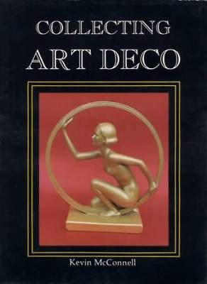 Art Deco Collectors ID Guide inc Pottery, Lamps, Jewelry, Figurines, Decor Items