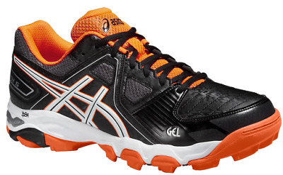 Mens asics Gel Blackheath 5 Hockey Trainers Shoes Size UK 10 astroturf Moulded