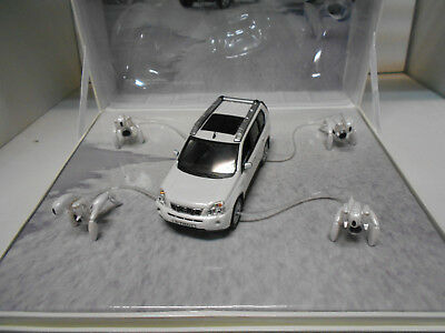Nissan X-Trail Extremely Capable Norev Dealer Nissan 1/43