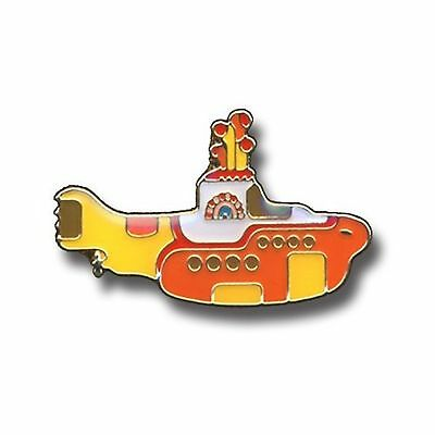 The Beatles Yellow Submarine new Official Metal Pin badge One Size