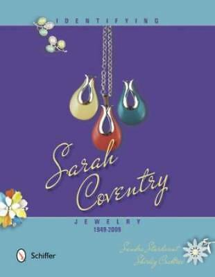 ID Sarah Coventry Jewelry 1949-2009 Collector Price Guide Over 1,000 Photos