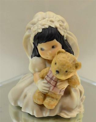 Kim Anderson PAAP Love Bears All Things BRIDE 629669 in BOX FREEusaSHIP