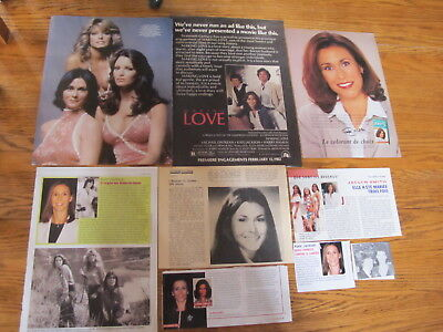 Kate Jackson French Us Clippings.