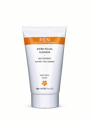 Ren Skincare - Micro Polish Cleanser 150 Ml*