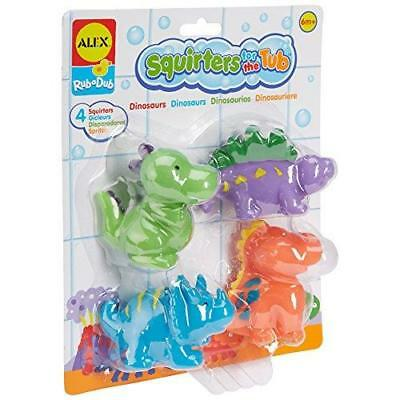 Alex Squirters for the Tub Dinosaurs Bath Toys Toddler Activity New