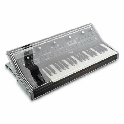 Decksaver Moog Sub 37 & Little Phatty Cover (smoked clear)