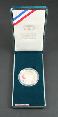 1990 United States Eisenhower Centennial Coin Proof Silver Dollar