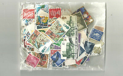 GB 25 grams mixed collection stamps