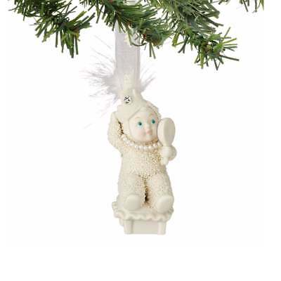 Snowbabies Department 56 Dress Up Hanging Ornament New Boxed 4051929