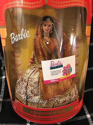 Barbie Wedding Fantasy - Expressions of India - Gold