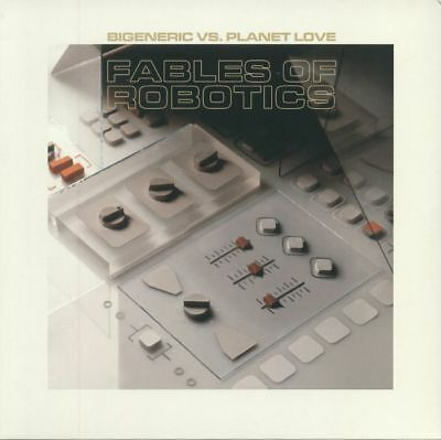 BIGENERIC vs PLANET LOVE - Fables Of Robotics - Vinyl (2xLP)