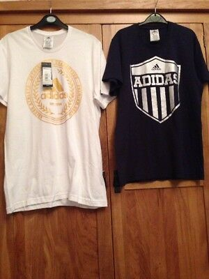 Men's Adidas Tshirt Bundle Size Small