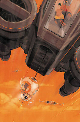 Star Wars Poe Dameron #21 Preorder No Extra P&p Nm First Print Bagged & Boarded