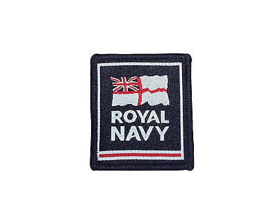 Pack of 5 - TRF - Royal Navy Tactical Recognition Flash - Patch/Badge - NEW