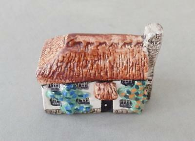Tey Pottery Countryside Collection - No.32 Cob Cottage