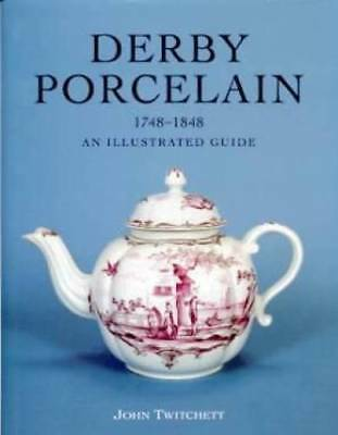 CLASSIC English Royal Crown Derby Porcelain Ref Book