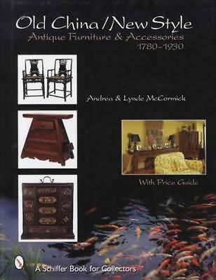 Antique Chinese Furniture & Accessories Collector Reference 1644-1911