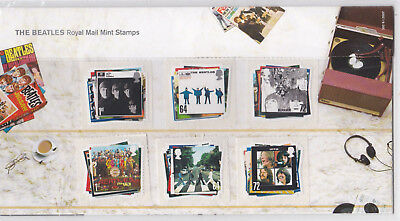 THE BEATLES - Presentation Pack and First Day Cover - 2007  (A1078)