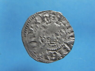 Colchester Hoard Penny Of Edward I Class VII Bury Saint Edmunds Mint. (C1164)