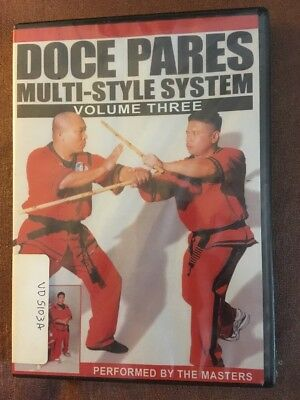 Doce Pares #3- Multi-Style System, New Sealed.