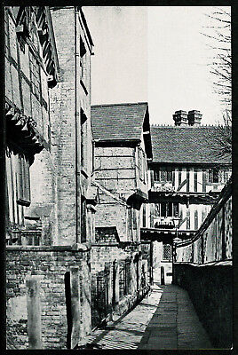 6 Postcard Views of Old Coventry  (Set 3) - Warwickshire