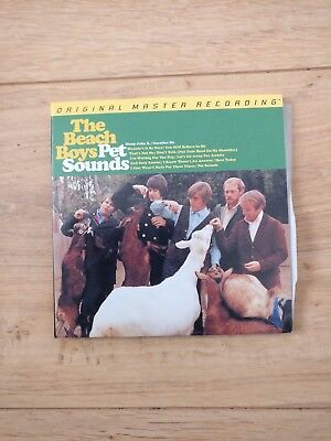 The Beach Boys - Pet Sounds Numbered Edition Hybrid Stereo SACD