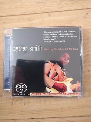 BYTHER SMITH - Addressing The Nation With The Blues SACD