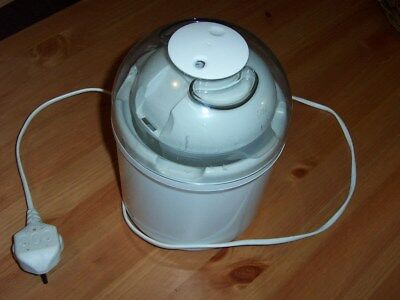 Lakeland Electric Yoghurt Maker - 1 Litre IN PERFECT CONDITION WITH INSTRUCTION