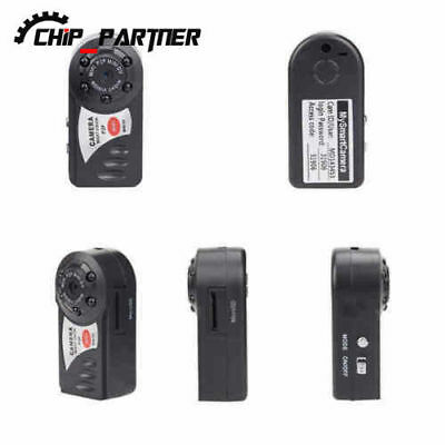 Mini Wifi Wireless DVR IP Camcorder Night Vision Motion Detection Built-in Micr