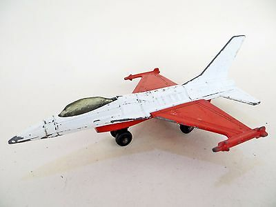 MATCHBOX SKYBUSTERS SB24 F16. RARE PRE-PRODUCTION. NO YEAR/WRONG MODEL No.