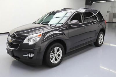 2015 Chevrolet Equinox  2015 CHEVY EQUINOX 2LT AWD SUNROOF HTD SEATS ALLOYS 66K #406242 Texas Direct