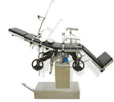 New Surgical Operating Table 3001A X-Ray Capable Multipurpose Manually Operated