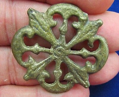 Outstanding  Anglo - Saxon - Viking  Period  Cross  c. 900 AD (201+)