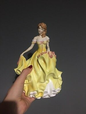 Royal Doulton Summer Pretty Ladies Four Seasons Figure Dancer Ornament BNIB