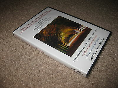 Institute for Brain Potential - Shyness & Social Anxiety - 4 DVD Set - NEW