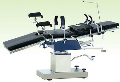 New Multi Purpose Manual Surgical Operating Table 3008C X-Ray Carbon Fiber Tops