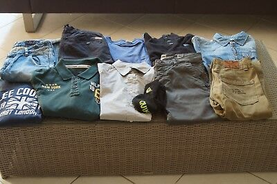 Lot Vetement Garcon 14 16 Ans Tommy Hilfiger Zara Gstar Raw Deeluxe Scotch & Sod