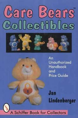 Vintage Care Bears Collectors ID Guide Carebears incl Advertising, Toys, Etc