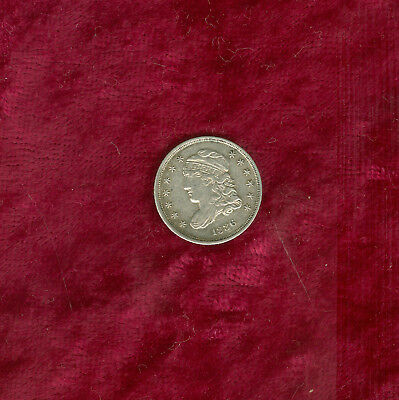 1836 Capped Bust Half Dime in Extra Fine