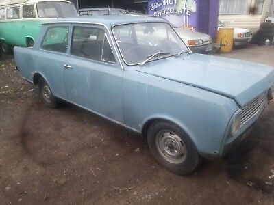 Vauxhall Viva Ha 1965 C Plate Very Solid Car Showing Low Miles Barn Find  Projec