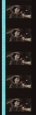 Merry Christmas, Mr. Lawrence David Bowie 35mm Film Cell strip very Rare w64